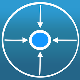 MapSOS iOS app icon